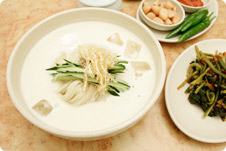 Cool Down with Cold Noodles, Naengmyeon & Kongguksu