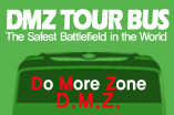 DMZ TOUR BUS
