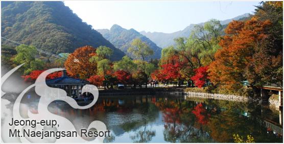 Jeong-eup, Mt.Naejangsan Resrot