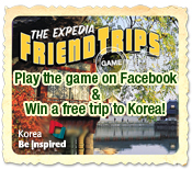 FRIENDTRIPS Play the game on Facebook & Win a free trop to Korea!
