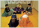 Myeongjeol hanbok