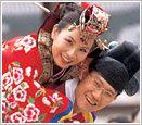 Hollyebok (hanbok pour le mariage)