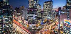 Corée Sud Restauran : Gangnam