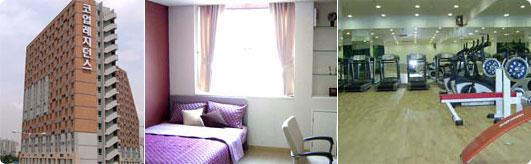 CO-OP Residence (Ohmok-gyo)