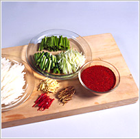 Koreanische Küche : Kimchi