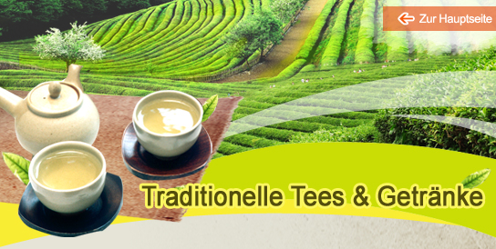 Traditionelle Tees & Getränke