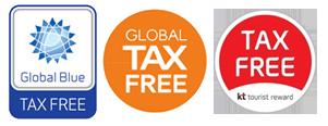 照片说明)支持退税服务的主要公司