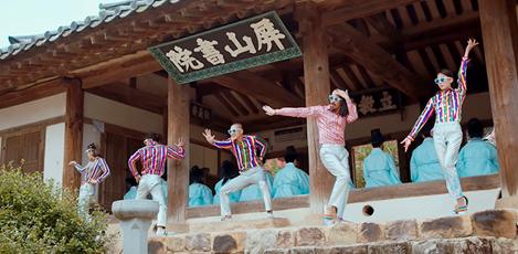 富足的韩国传统节日——中秋