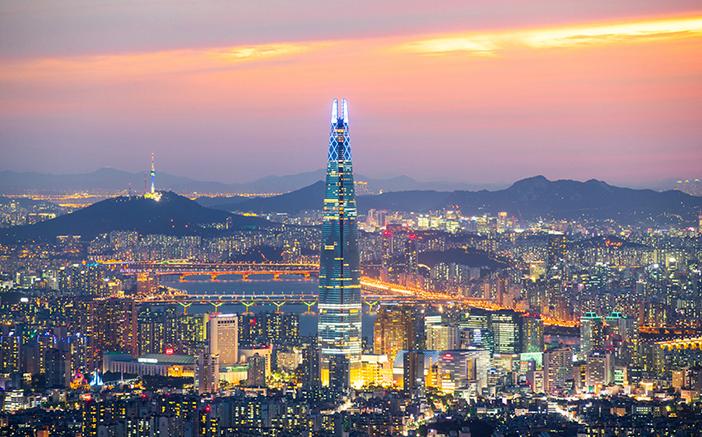 首尔2天1夜推荐旅游路线!