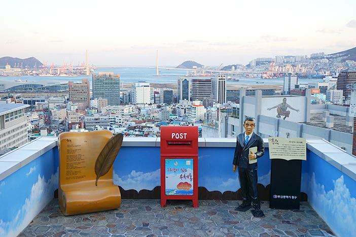 穿梭于过去与现在的釜山2天1夜游