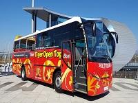 """环游首尔主要观光景点的""""首尔市区游巴士""""重启运行"""