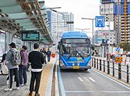 外国巴士游客专用大邱旅游指南