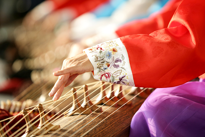 Korea Traditional Music