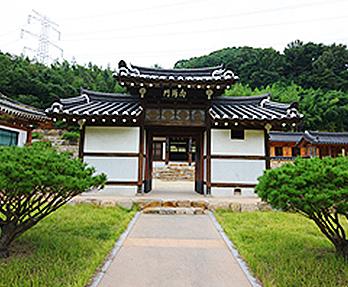 Nokdongseo韩元 Confucian Academy