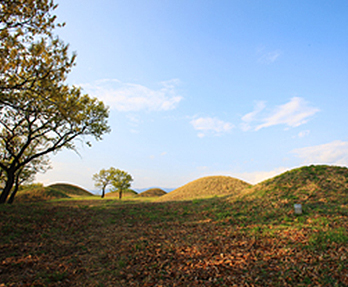 Bullo-dong Ancient Tomb Park