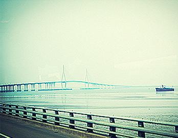 仁川 Bridge (经过)