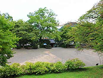 三陟竹西楼(삼척 죽서루)