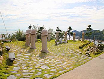 三陟 海神堂公园