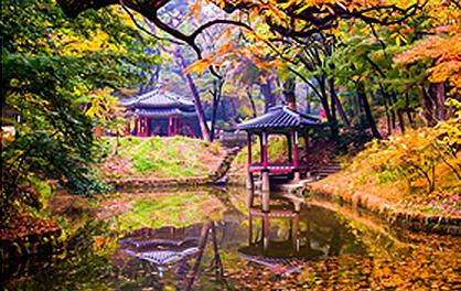 Huwon Garden
