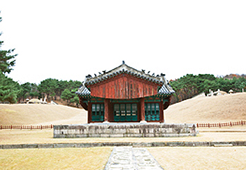 Changneung Royal Tomb of Seooreung