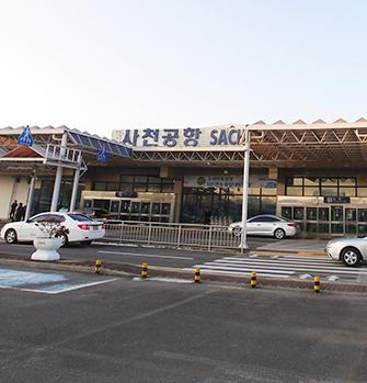 泗川(晋州)机场