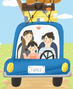 5月家庭之月,獻上63處家族旅遊推薦景點!