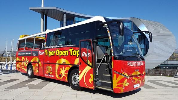 環繞首爾主要景點「首爾市區觀光巴士」重新上路!