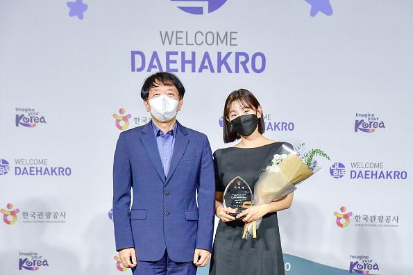 電影《寄生上流》朴素丹被任命為韓國公演旅遊名譽宣傳大使!
