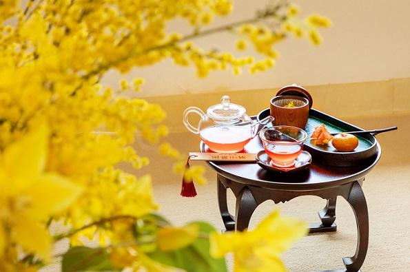 景福宮生果房,體驗傳統宮中茶點!