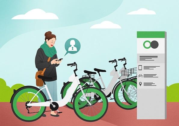 首爾公共自行車「叮鈴鈴」租借APP大更新!