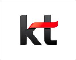KT telecom logo