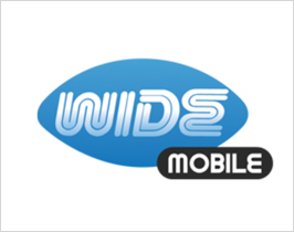 WideMobile logo