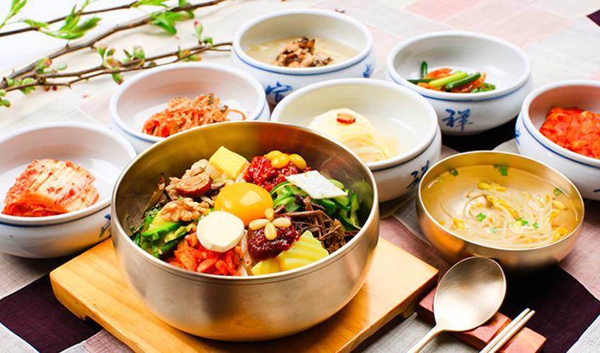 代表性韓食─拌飯