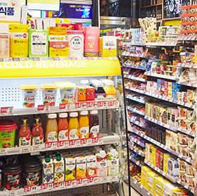 Das sollten Sie in den koreanischen 24-Stunden-Geschäften auf keinen Fall verpassen!