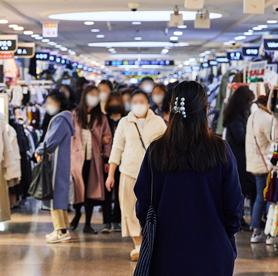 Wo findet man schöne Accessoires in Korea? Unterirdische Einkaufstraßen!
