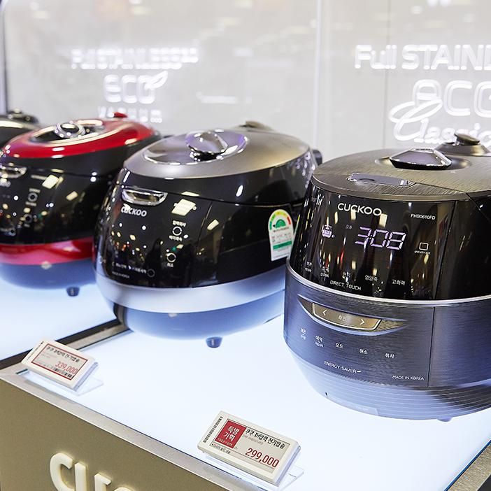 Бытовая электроника для покупки в Корее