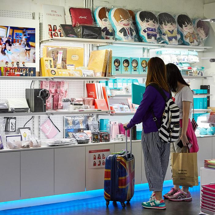 有關K-POP偶像周邊產品的一切
