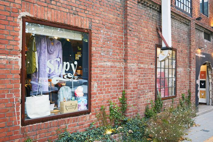 Шопинг в уникальных тематических магазинах Кореи_image01