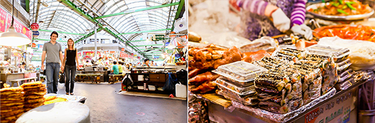 Photo: Gwangjang Market