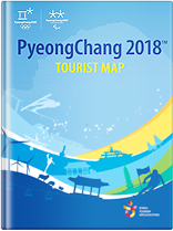 PyeongChang 2018 TOURIST MAP