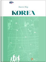Tourist Map KOREA