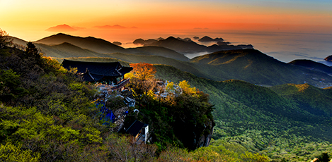 Yangyang, a Relaxing Haven Two Hours Away from Seoul