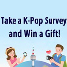 K-Pop Survey Event Winners Announcement!