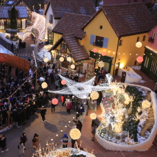 Fall in Love at the 5th Little Prince Lighting Festival of Petite France