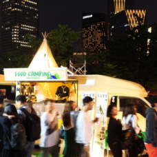 Take a Delicious Retreat to Hangang Food Truck 100 Festival!