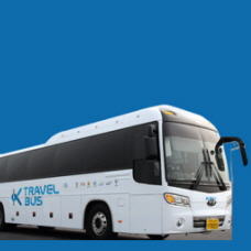 Foreigner-exclusive Bus, K-Travel Bus Ready to Ride!