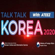 Enter Talk Talk Korea 2020 for a Chance to Visit Korea