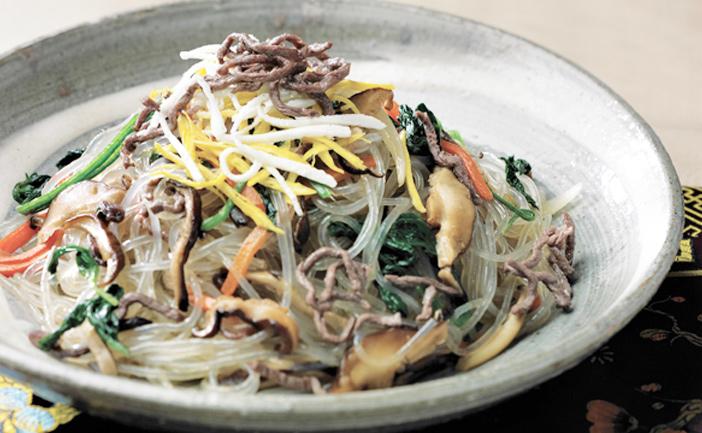 Japchae (Credit: Korean Food Foundation)