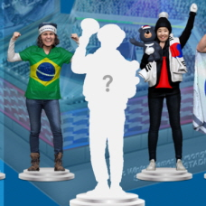 Recruiting 2,018 Cheering Members for PyeongChang 2018 Olympic Winter Games!