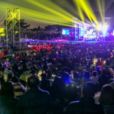 Seowon Valley Green Concert takes place May 26